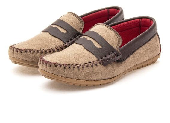 Sapato Infantil Tamanhos 25 Ao 36 Mocassim
