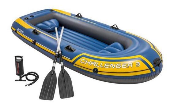 Bote Challenger 3 Set Intex