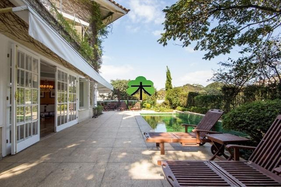 Casa Residencial À Venda, Jardim Leonor, São Paulo. - Ca0104