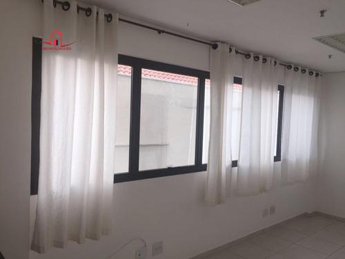 Sala Comercial Para Alugar No Bairro Vila Clementino Em São - 2084-2