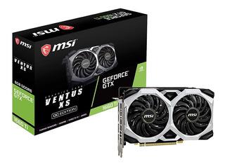 Msi Gaming Geforce Gtx 1660 Ti 192-bit Hdmi/dp 6gb Gdrr6