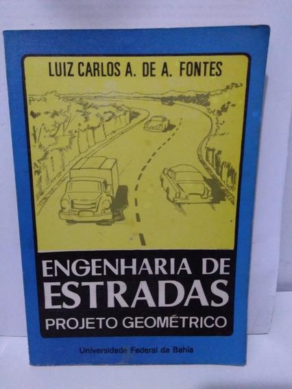 Engenharia De Estradas Projeto Geométrico - Luiz Carlo