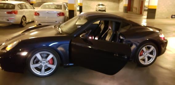 Porsche Cayman 3.4 S 2008