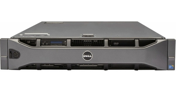 Servidor Poweredge R710 Dell 500gb Six Core Seminovo