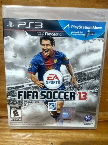 Fifa Soccer 13[ps3 Importado Original Lacrado De Fabrica]