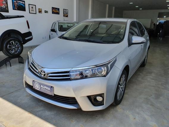 Toyota Corolla 2.0 Altis Automático 2014 /2015