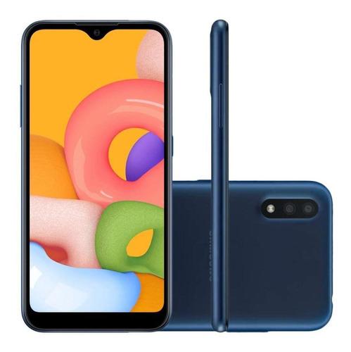 Smartphone Samsung Galaxy A01 Duos Dual Chip 32gb Tela5.7