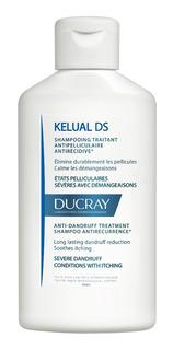 Ducray Kelual Ds Shampoo Cuidado Caspa 100ml