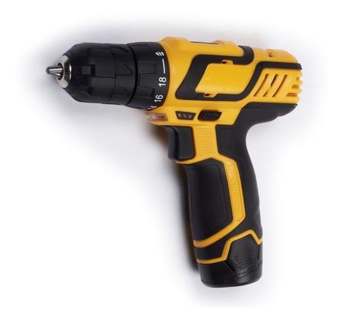 Taladro Atornillador 10mm. 12v Goldex Hw-cdl1101