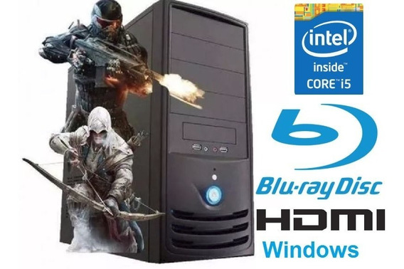 Pc Cpu Intel I5 3.20 Ghz +8gb+ Hd 2 Tera Byte + Dvdrw Brinde