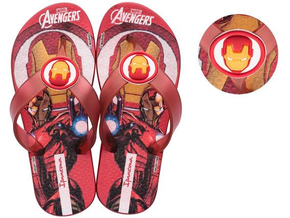 Chinelo Infantil Vingadores Original Marvel