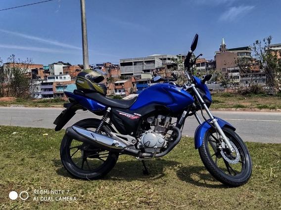 Honda Cg Fan 150 Esdi