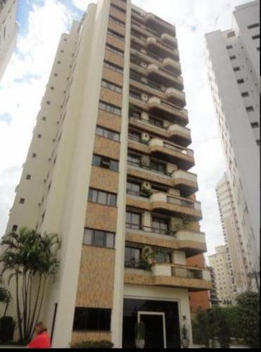 Apartamento Com 4 Dormitórios À Venda, 185 M² Por R$ 1.200.000,00 - Tatuapé - São Paulo/sp - Ap1435