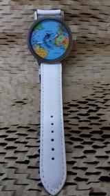 Relógio Mapa Mundi, Cód. 00391