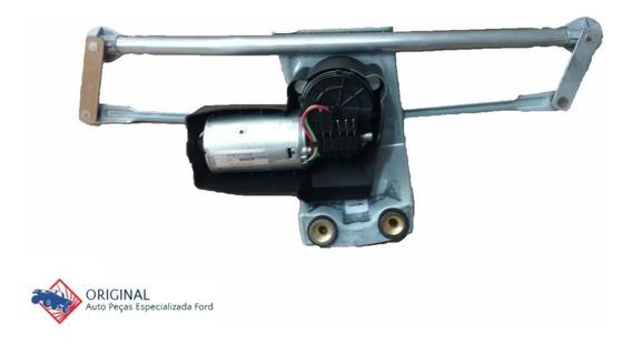 Motor E Articulação Do Limpador Do Parabrisa Fiesta, Courie