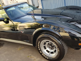 Corvette 1978 V8 5.7 Totalmente Restaurado Inox Originais Gm