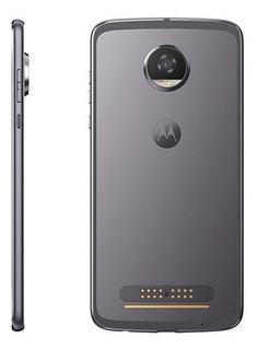 Celular Motorola Moto Z2 Play Xt170-01 32gb Cinza