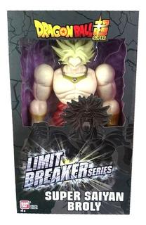 Figura Dragon Ball Broly Super Saiyan Bordo 32 Cm