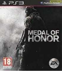 Medal Of Honor Ps3 Mídia Fisíca Original