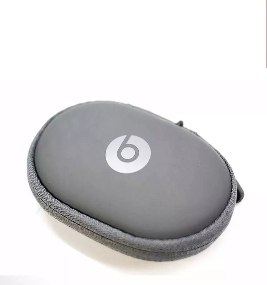 Case Estojo Power Beats Powerbeats 2 3 Original 11x8x3 Cinza