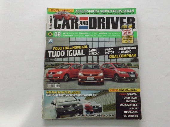 Revista Car An Drive Ano 1 Nr. 8