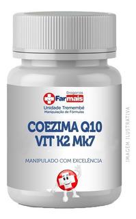 Coenzima Q10 100mg + Vit K2 Mk7 120mcg 120 Cp