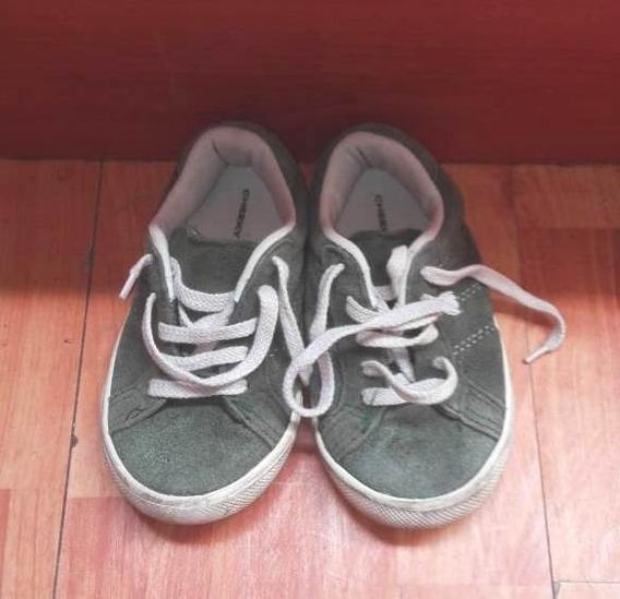 Zapatillas Otoño Invierno Niño Cheeky