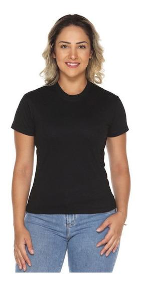 Camiseta Baby Look #direto Da Fábrica#