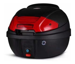 Maleta De Moto Caja Top Case 30l / 1 Casco / Laravirtualshop