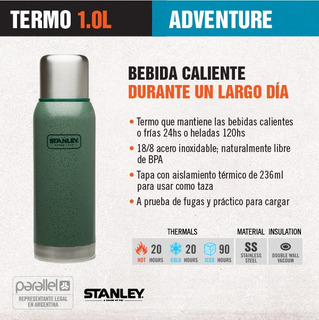 Termo Stanley Adventure X 946ml