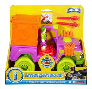 Fisher Price Imaginext Guason Tanque Sorpresa Bunny Toys