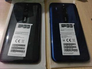 Xiaomi Redmi 8 Dual Sim 32 Gb Negro Y Azúl Ónix 3 Gb Ram