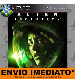 Jogo Alien Isolation Em Inglês Promoção Pronta Entrega Ps3