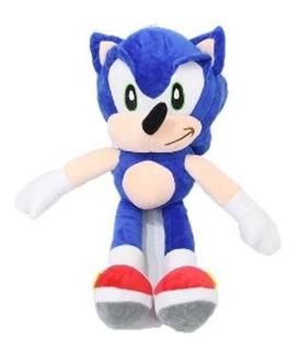 Sonic Muñeco De Peluche Juguete Importado