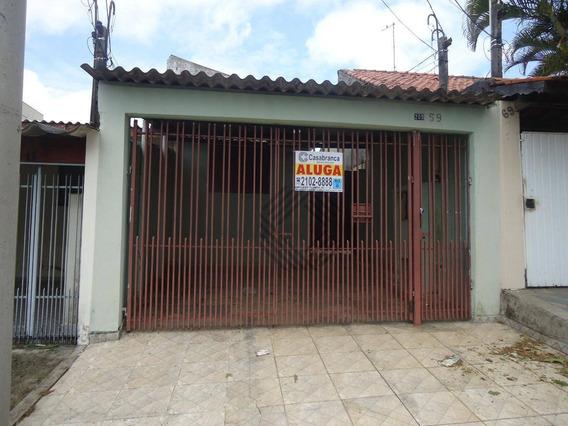 Casa Com 2 Dormitórios Para Alugar, 90 M² Por R$ 800,00/mês - Jardim São Marcos - Sorocaba/sp - Ca4049
