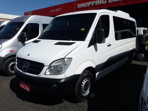 Mercedes Sprinter 415 Van S Teto Baixo 2.2 2012/2012 Branco