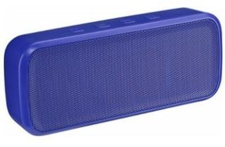 Parlante Portatil Speaker Insignia Bluetooth Usa- Azul -rojo