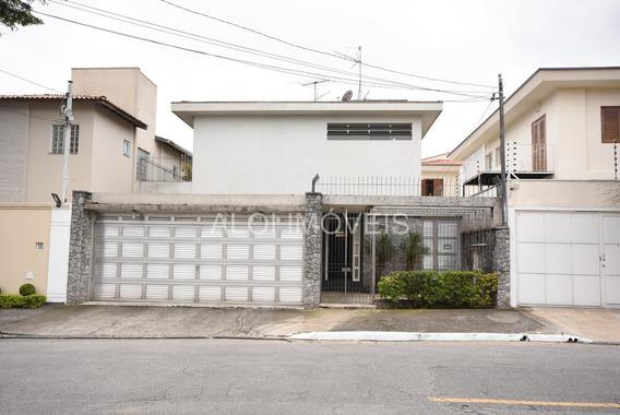 Casa A Sobradada 140 M² De Terreno 271 M² Área Construída Quintal Churrasqueira Jd. De Inverno Edicula - 53393 Van - 379