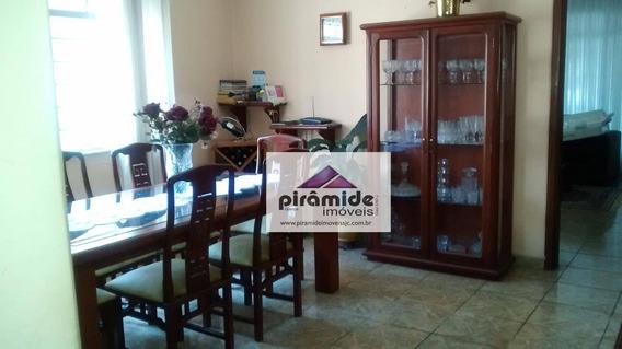 Casa Residencial À Venda, Jardim São Dimas, São José Dos Campos. - Ca2506