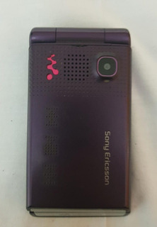 Celular Sony Ericsson W380i Sucata Ler Descrição Ref:r491