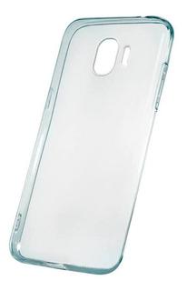 Capa Capinha Case Samsung 360º Frente E Verso Azul