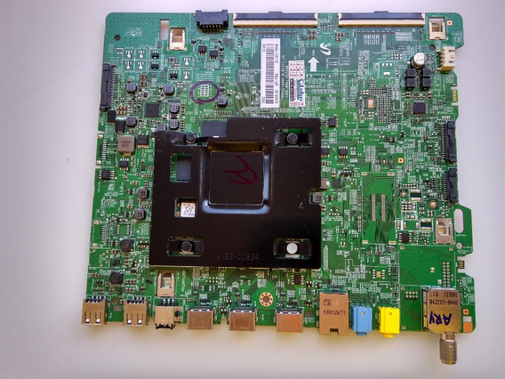 Placa Principal Tv Samsung Modelo 55 Bn4102568
