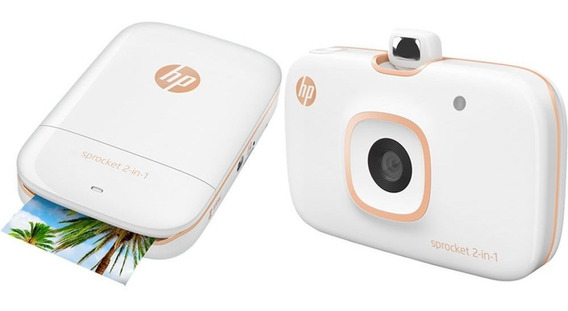 Hp Sprocket Impresion Bluetooth Portatil Camara Fotográfica