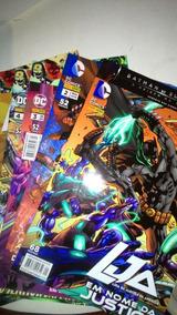 Pack Lja - Liga Da Justiça Da América 1 Ao 6