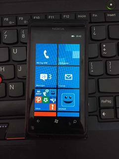 Nokia Lumia. Funciona Bien. Detalle Leer Descripción