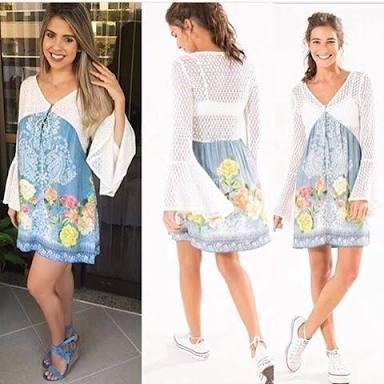 Vestido Mantra Roseira (novo)