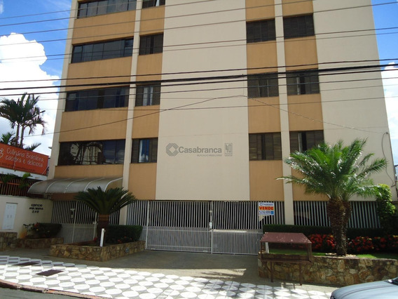 Excelente Apto Grande Próximo Do Centro Da Av. Moreira Cesar E Padaria Real, Com 120 M2 De Área Útil - Ap7268