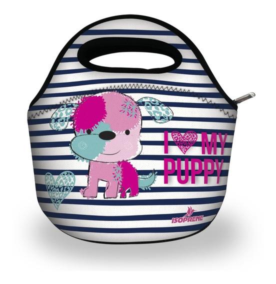 Bolsa Em Isoflex - Sublimada Isoprene I Love My Pupply