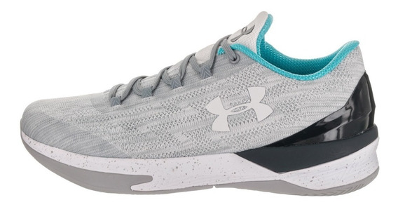 Tênis Under Armour Charged Controller Grey Basket,imediato