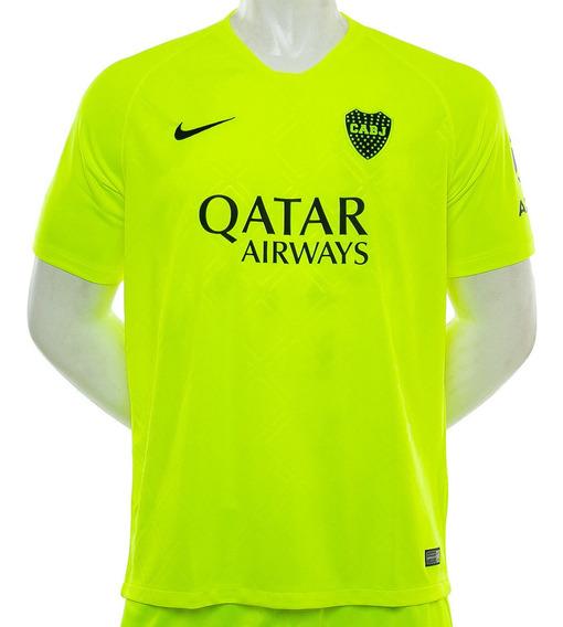 Camiseta Boca Juniors Stadium 3rd Nike